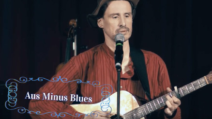 Manni Kreutzer & The Overhesse - Aus Minus Blues